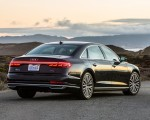 2019 Audi A8 (US-Spec) Rear Three-Quarter Wallpapers 150x120 (10)