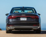 2019 Audi A8 (US-Spec) Rear Wallpapers 150x120 (15)