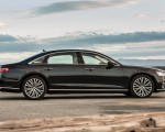 2019 Audi A8 (US-Spec) Side Wallpapers 150x120 (16)