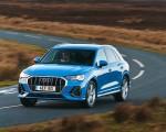 2019 Audi Q3 35 TFSI (UK-Spec) Front Three-Quarter Wallpaper 150x120 (44)
