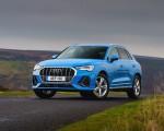 2019 Audi Q3 35 TFSI (UK-Spec) Front Three-Quarter Wallpaper 150x120 (46)