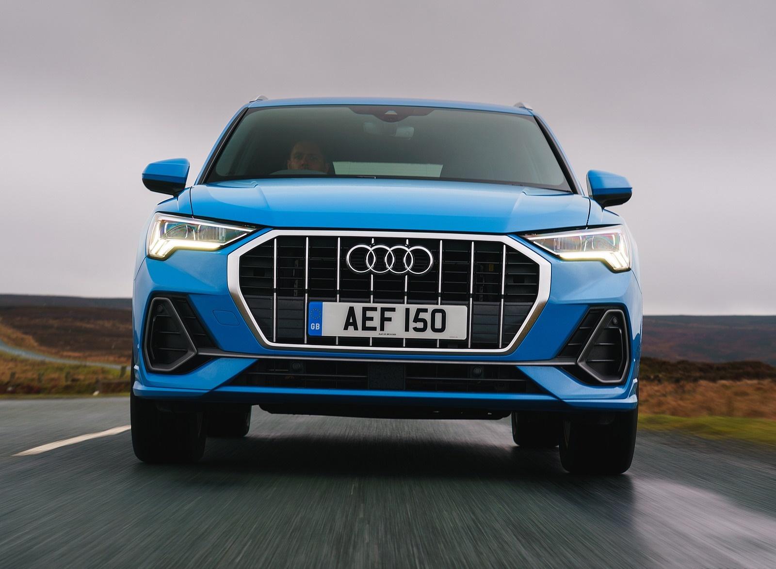 2019 Audi Q3 35 Tfsi Uk Spec Front Wallpaper 40 Hd Wallpapers
