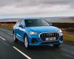 2019 Audi Q3 35 TFSI (UK-Spec) Front Wallpaper 150x120 (11)