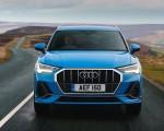 2019 Audi Q3 35 TFSI (UK-Spec) Front Wallpaper 150x120 (2)