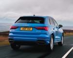 2019 Audi Q3 35 TFSI (UK-Spec) Rear Three-Quarter Wallpaper 150x120 (19)