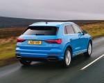 2019 Audi Q3 35 TFSI (UK-Spec) Rear Three-Quarter Wallpaper 150x120 (7)