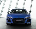 2019 Audi R8 (Color: Ascari Blue Metallic) Front Wallpaper 150x120 (39)