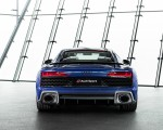 2019 Audi R8 (Color: Ascari Blue Metallic) Rear Wallpaper 150x120 (41)