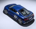 2019 Audi R8 (Color: Ascari Blue Metallic) Top Wallpaper 150x120 (43)