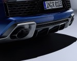 2019 Audi R8 Coupe (Color: Ascari Blue Metallic) Exhaust Wallpaper 150x120 (47)