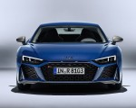 2019 Audi R8 Coupe (Color: Ascari Blue Metallic) Front Wallpaper 150x120 (44)