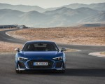 2019 Audi R8 Coupe (Color: Ascari Blue Metallic) Front Wallpaper 150x120 (8)