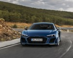 2019 Audi R8 Coupe (Color: Ascari Blue Metallic) Front Wallpaper 150x120 (1)
