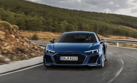 2019 Audi R8 Coupe And Spyder Wallpapers HD
