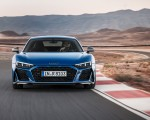 2019 Audi R8 Coupe (Color: Ascari Blue Metallic) Front Wallpaper 150x120 (2)