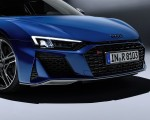 2019 Audi R8 Coupe (Color: Ascari Blue Metallic) Headlight Wallpaper 150x120 (46)
