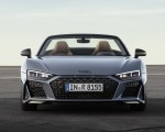 2019 Audi R8 Spyder (Color: Kemora Gray Metallic) Front Wallpaper 150x120 (34)