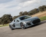 2019 Audi R8 V10 Coupe (Color: Kemora Gray Metallic) Front Three-Quarter Wallpapers 150x120 (20)