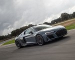 2019 Audi R8 V10 Coupe (Color: Kemora Gray Metallic) Front Three-Quarter Wallpapers 150x120 (22)