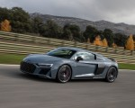 2019 Audi R8 V10 Coupe (Color: Kemora Gray Metallic) Front Three-Quarter Wallpapers 150x120 (16)