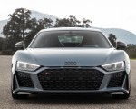 2019 Audi R8 V10 Coupe (Color: Kemora Gray Metallic) Front Wallpapers 150x120 (26)