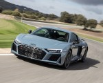 2019 Audi R8 V10 Coupe (Color: Kemora Gray Metallic) Front Wallpaper 150x120 (12)