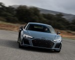 2019 Audi R8 V10 Coupe (Color: Kemora Gray Metallic) Front Wallpapers 150x120 (18)