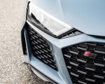 2019 Audi R8 V10 Coupe (Color: Kemora Gray Metallic) Headlight Wallpapers 150x120 (29)