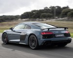2019 Audi R8 V10 Coupe (Color: Kemora Gray Metallic) Rear Three-Quarter Wallpaper 150x120 (19)
