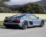 2019 Audi R8 V10 Coupe (Color: Kemora Gray Metallic) Rear Three-Quarter Wallpaper 150x120 (14)