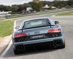 2019 Audi R8 V10 Coupe (Color: Kemora Gray Metallic) Rear Wallpaper 150x120 (25)