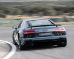 2019 Audi R8 V10 Coupe (Color: Kemora Gray Metallic) Rear Wallpapers 150x120 (15)