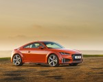 2019 Audi TT Coupe (UK-Spec) Front Three-Quarter Wallpapers 150x120 (25)