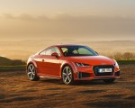 2019 Audi TT Coupe (UK-Spec) Front Three-Quarter Wallpapers 150x120 (26)