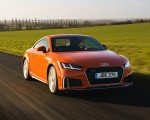 2019 Audi TT Coupe (UK-Spec) Front Three-Quarter Wallpapers 150x120 (19)