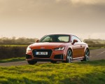 2019 Audi TT Coupe (UK-Spec) Front Three-Quarter Wallpapers 150x120 (3)