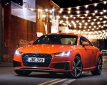 2019 Audi TT Coupe (UK-Spec) Front Wallpapers 150x120 (33)