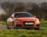 2019 Audi TT Coupe (UK-Spec) Front Wallpapers 150x120 (20)