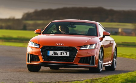 2019 Audi TT Coupe And Roadster (UK‑Spec) Wallpapers