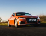 2019 Audi TT Coupe (UK-Spec) Front Wallpapers 150x120 (13)