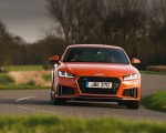 2019 Audi TT Coupe (UK-Spec) Front Wallpapers 150x120 (17)