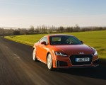 2019 Audi TT Coupe (UK-Spec) Front Wallpapers 150x120 (14)