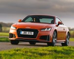 2019 Audi TT Coupe (UK-Spec) Front Wallpapers 150x120 (4)