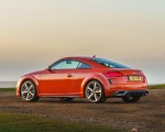 2019 Audi TT Coupe (UK-Spec) Rear Three-Quarter Wallpapers 150x120 (30)