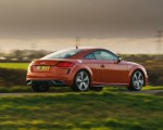 2019 Audi TT Coupe (UK-Spec) Rear Three-Quarter Wallpapers 150x120 (22)