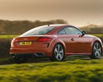 2019 Audi TT Coupe (UK-Spec) Rear Three-Quarter Wallpapers 150x120 (5)