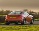 2019 Audi TT Coupe (UK-Spec) Rear Three-Quarter Wallpapers 150x120 (6)