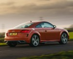 2019 Audi TT Coupe (UK-Spec) Rear Three-Quarter Wallpapers 150x120 (23)