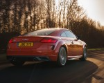2019 Audi TT Coupe (UK-Spec) Rear Three-Quarter Wallpapers 150x120 (15)