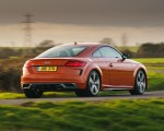 2019 Audi TT Coupe (UK-Spec) Rear Three-Quarter Wallpapers 150x120 (7)
